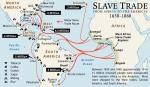 Flujo esclavos de África a América Latina