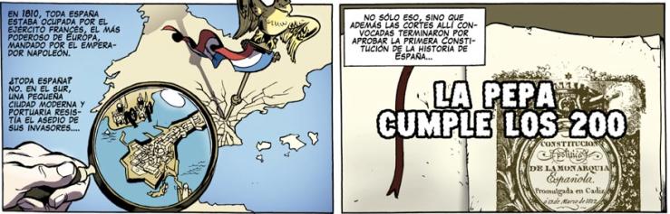 Comic La Pepa
