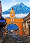 Arco Convento Santa Catalina, Guatemala