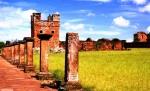 Ruinas Jesuíticas, Encarnación, Paraguay