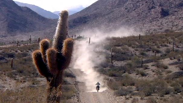 Dakar Altiplano Andes