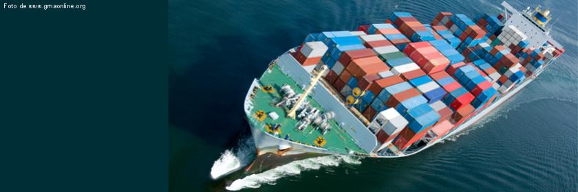 America Latina Puertos comercio internacional