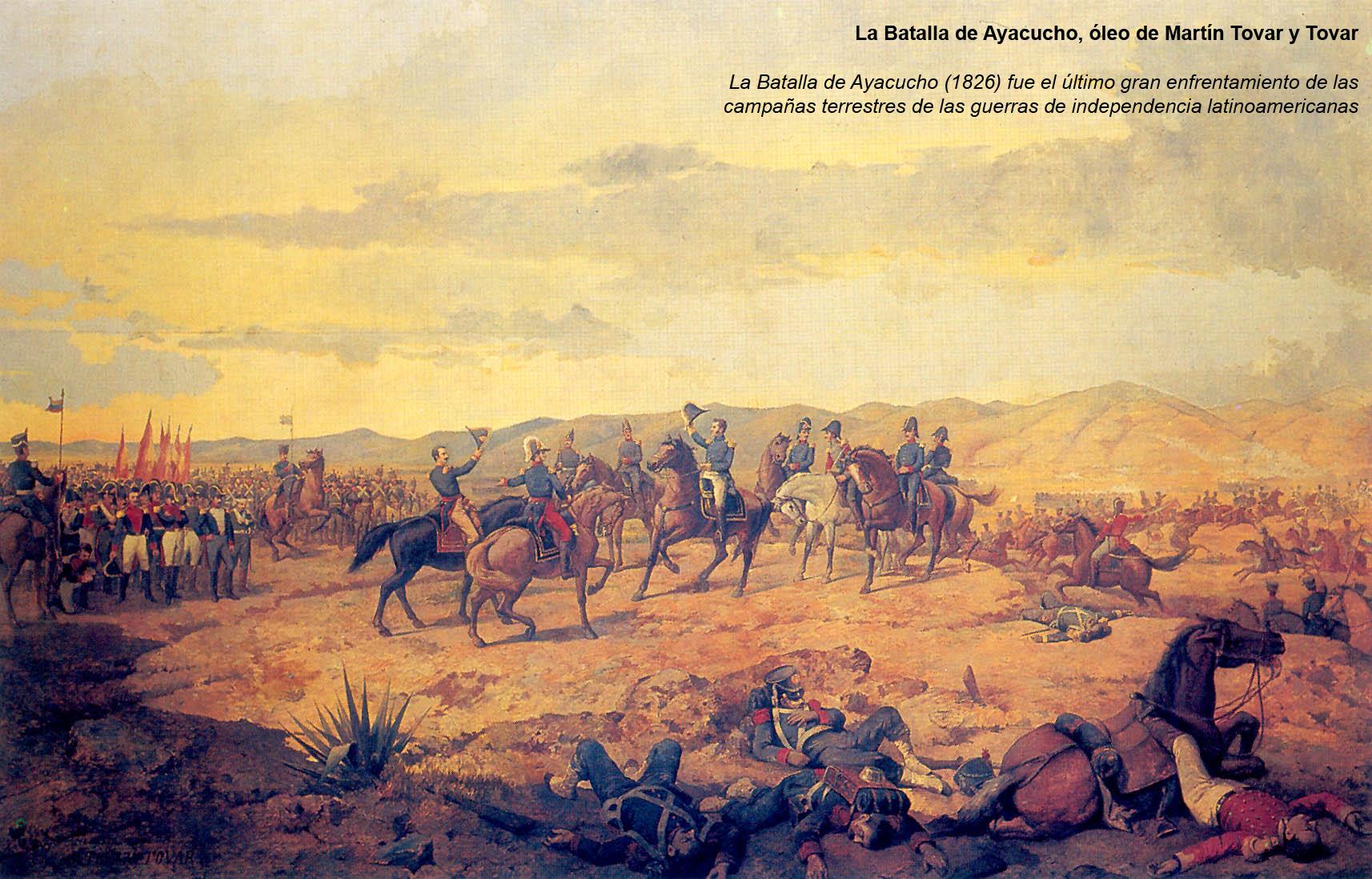 La independencia de América Latina (II): de 1810 a 1825 en ...