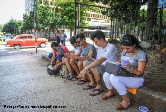 Internet en La Habana
